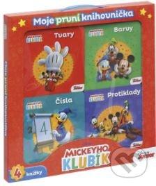 Mickeyho Klubík: Moje první knihovnička -