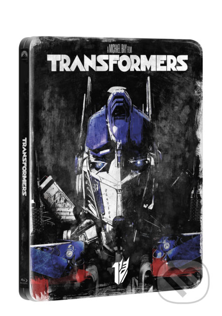 Transformers Steelbook - Michael Bay