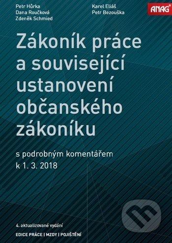 Fatimma.cz Zákoník práce a související ustanovení nového občanského zákoníku Image