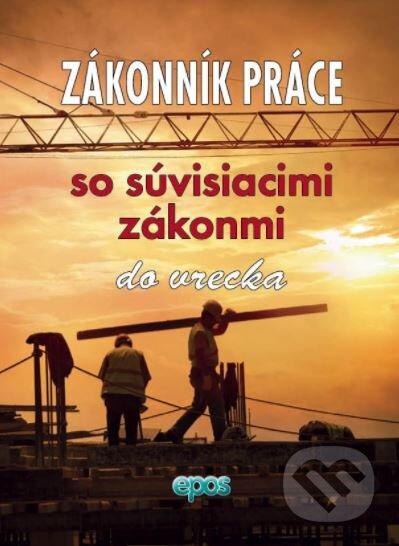 Fatimma.cz Zákonník práce so súvisiacimi zákonmi Image
