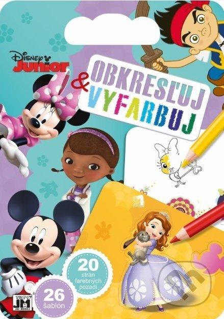Peticenemocnicesusice.cz Obkresľuj a vyfarbuj: Disney Junior Image