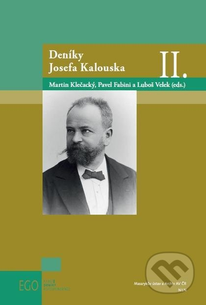 Deníky Josefa Kalouska II. - Pavel Fabini