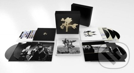 U2: The Joshua Tree LP - U2