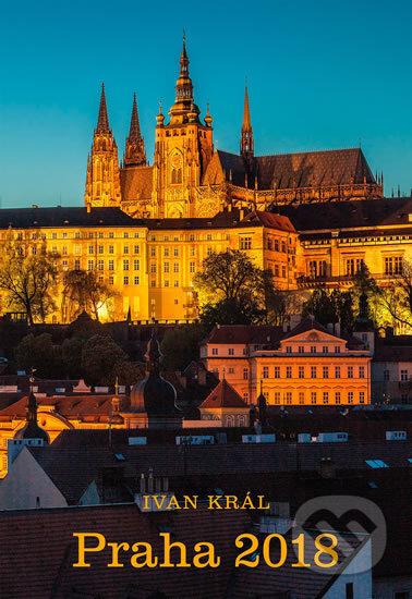 Kalendář 2018 - Praha velká - Ivan Král