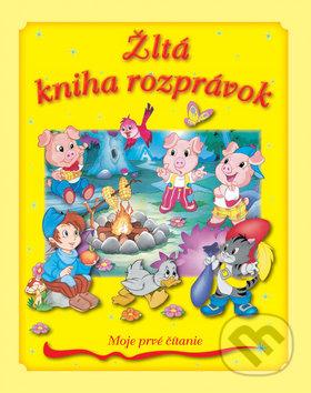 e97f51015 Kniha: Žltá kniha rozprávok (Rebo) | Martinus