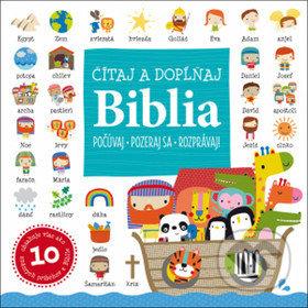 Fatimma.cz Čítaj a dopĺňaj: Biblia Image