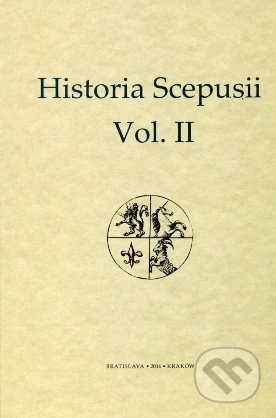 Fatimma.cz Historia Scepusii Vol.II Image