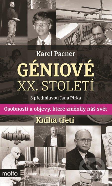 Removu.cz Géniové XX. století: Kniha třetí Image