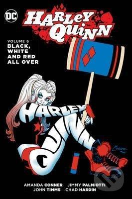 Harley Quinn (Volume 6) - Chad Hardin, Amanda Conner