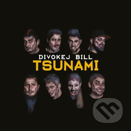 Divokej Bill: Tsunami LP - Divokej Bill