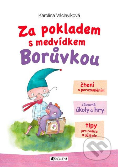 Fatimma.cz Za pokladem s medvídkem Borůvkou Image