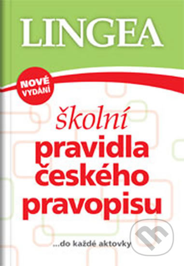Fatimma.cz Školní pravidla českého pravopisu Image