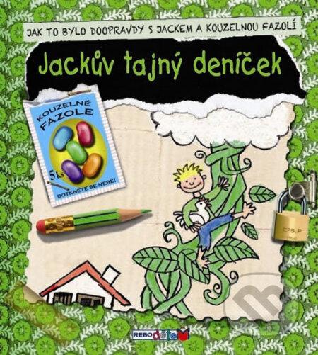 Interdrought2020.com Jackův tajný deníček Image