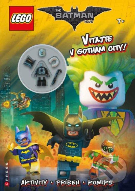 Lego Batman: Vitajte v Gotham City! - Computer Press