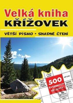 Fatimma.cz Velká kniha křížovek Image