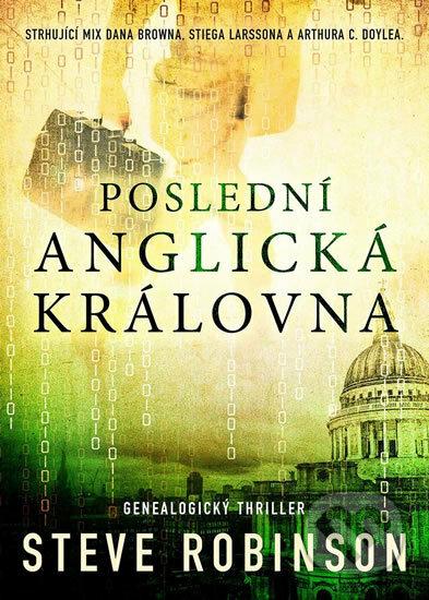 Fatimma.cz Poslední anglická královna Image