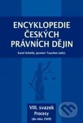 Fatimma.cz Encyklopedie českých právních dějin VIII. Image
