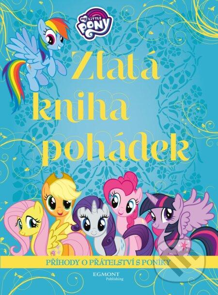 Fatimma.cz My Little Pony: Zlatá kniha pohádek Image