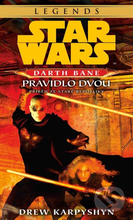 Fatimma.cz Star Wars: Darth Bane 2 - Pravidlo dvou Image