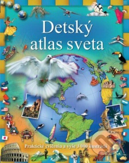 Fatimma.cz Detský atlas sveta Image