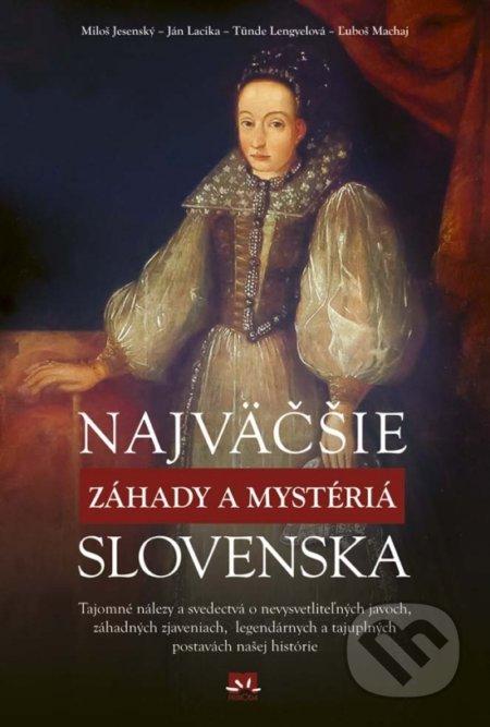Newdawn.it Najväčšie záhady a mystériá Slovenska Image