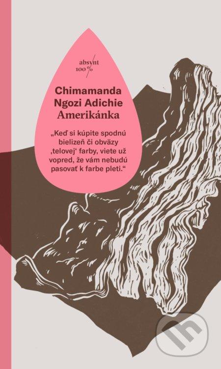 Amerikánka - Chimamanda Ngozi Adichie
