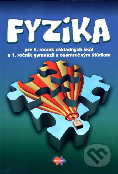 Fatimma.cz Fyzika pre 6. ročník základnej školy Image