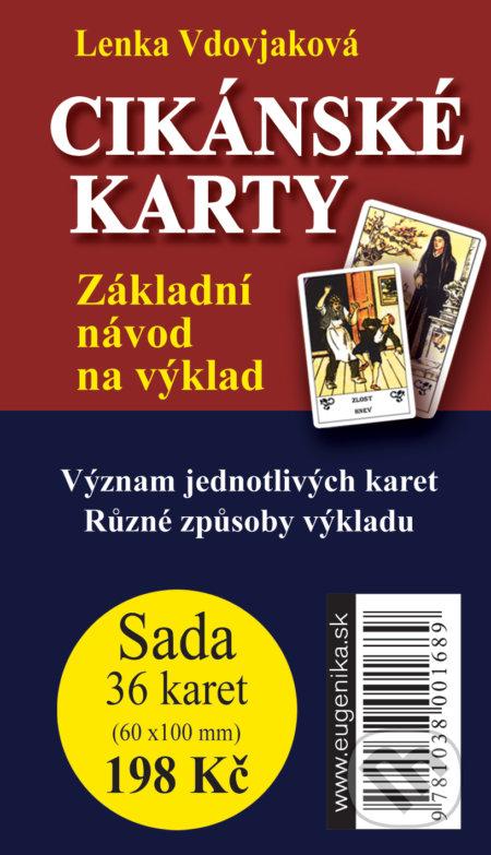 Interdrought2020.com Cikánské karty Image