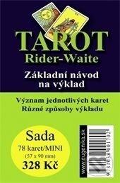 Tarot Rider Waite - Arthur Edward Waite