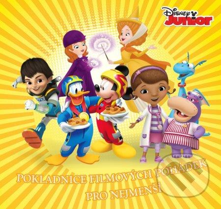 Disney Junior: Pokladnice filmových pohádek pro nejmenší -