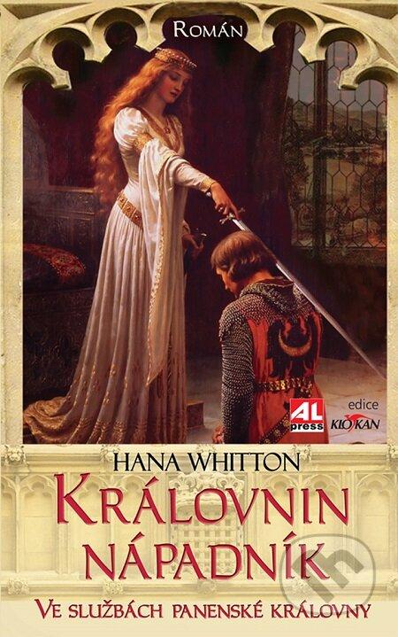 Královnin nápadník - Hana Whitton
