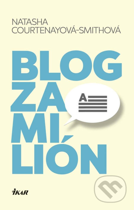 Blog za milión - Natasha Courtenay-Smith