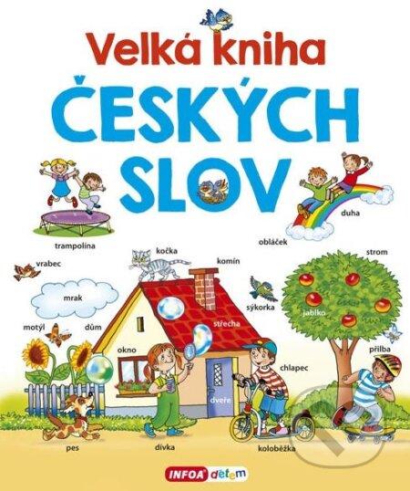 Velká kniha českých slov - Pavlína Šamalíková