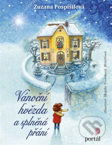 Fotografie Vánoční hvězda a splněná přání - Zuzana Pospíšilová