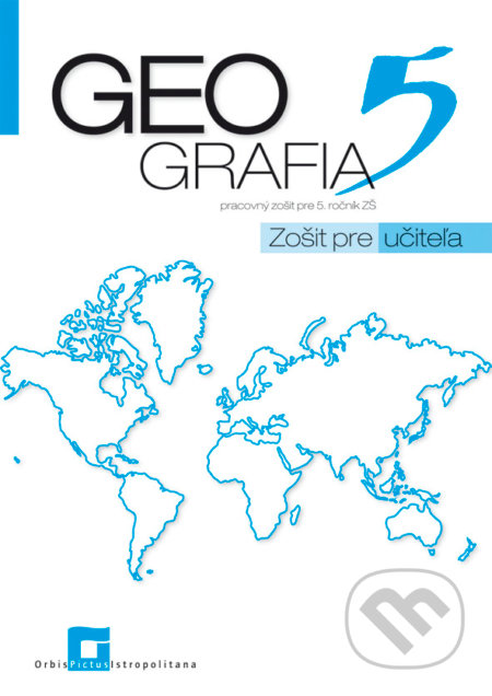 Fatimma.cz Geografia 5 - zošit pre učiteľa Image