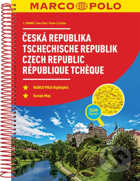 Bthestar.it Česká republika / Tschechische Republik / Czech Republic /  République tchèque (atlas) Image