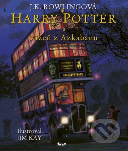 Interdrought2020.com Harry Potter a Väzeň z Azkabanu (Kniha 3) Image