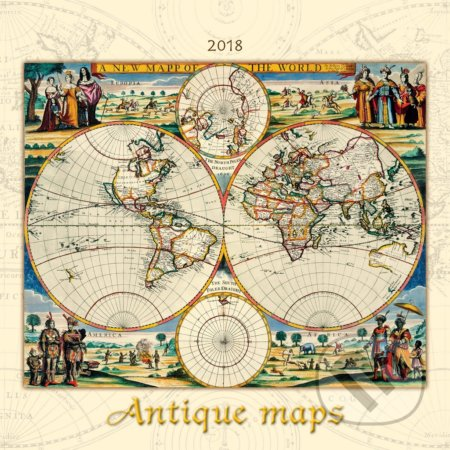 Antique maps 2018 -