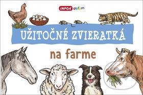 Užitočné zvieratká na farme -