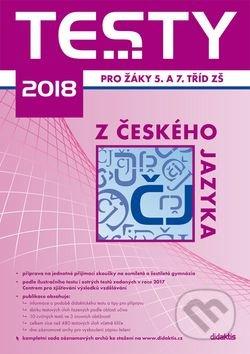Testy 2018 z českého jazyka - Didaktis ČR