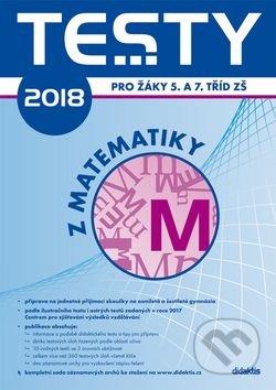 Testy 2018 z matematiky - Didaktis ČR