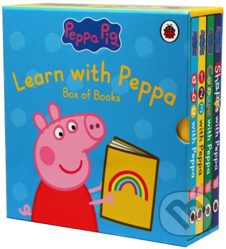 Learn with Peppa -
