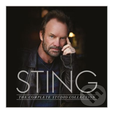 Sting: Complete Studio Collection I. LP - Sting