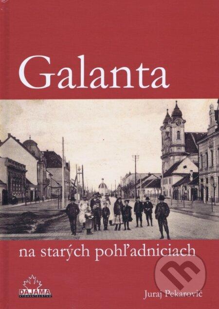 Fatimma.cz Galanta na starých pohľadniciach Image