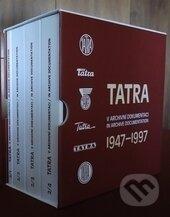 Interdrought2020.com TATRA 1947-1997 v archivní dokumentaci / in archive documentation Image