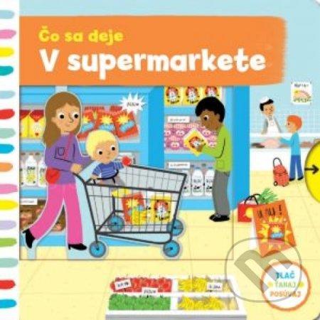 Interdrought2020.com Čo sa deje: V supermarkete Image