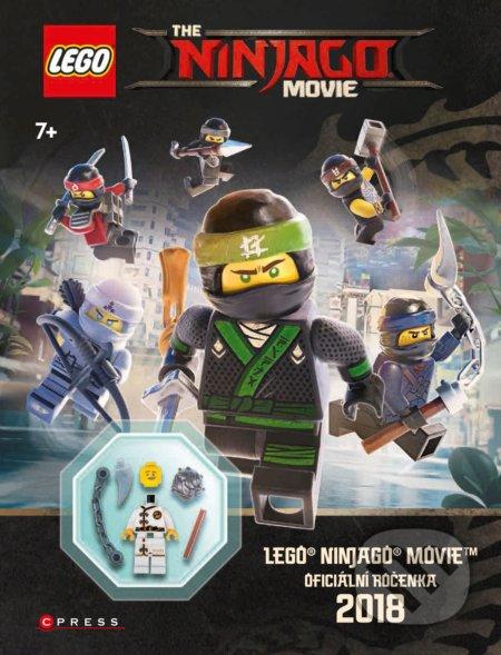 LEGO NINJAGO: Oficiální ročenka 2018 -