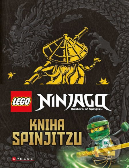 LEGO® NINJAGO: Kniha Spinjitzu - Computer Press