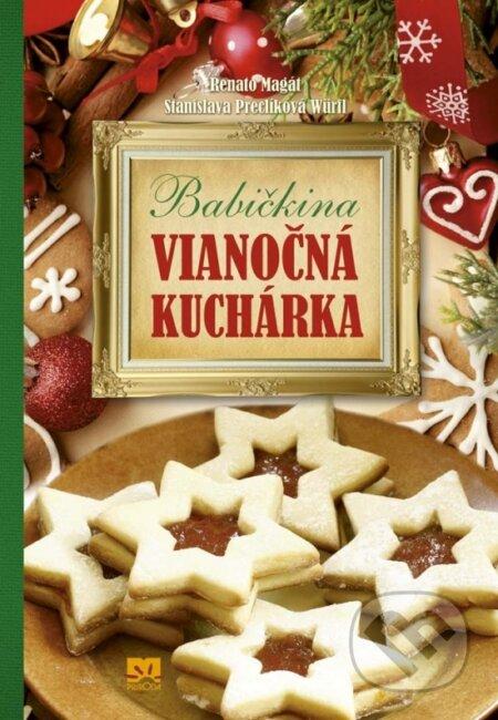 Fatimma.cz Babičkina vianočná kuchárka Image