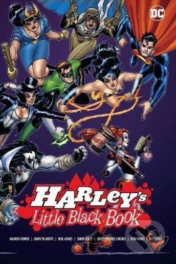 Harley's Little Black Book - Amanda Conner, Jimmy Palmiotti